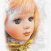Doll 622-12-13 Marucii Art Print