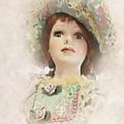 Doll 624-12-13 Marucii Art Print