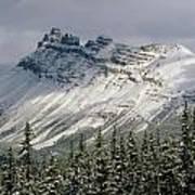 1m3538-dolomite Peak Art Print