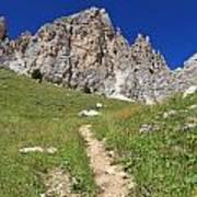 Dolomites - Gran Cir Art Print