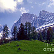 Dolomites Art Print