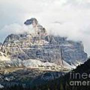 Dolomites Of Italy Art Print