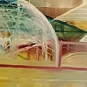 Dome Under Construction Art Print