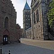 Domkyrkan Lund Se 12 Art Print