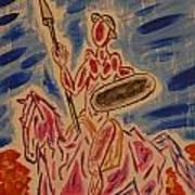 Don Quichotte Art Print
