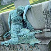 Donaldson's Grief Art Print