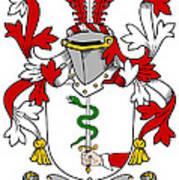 Donovan Coat Of Arms Irish Art Print