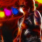 Doobies-93-tom-gc16a-fractal Art Print