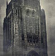 Doomed Castle Art Print