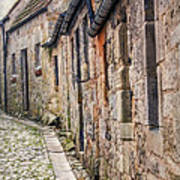 Doon A Scottish Wynd Art Print