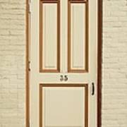 Door 35 Art Print