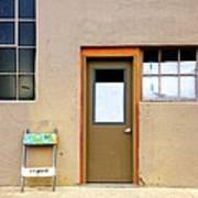 Door And Windows Art Print