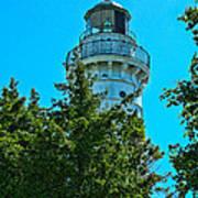 Door County Wi Lighthouse Art Print