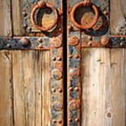 Door To Ancient Secrets Art Print