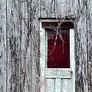 Door To The Past Art Print