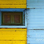 Doors And Windows Buenos Aires 15 Art Print
