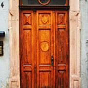 Doors Of Europe Art Print