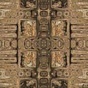 Doors Of Zanzibar Allspice Art Print