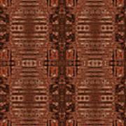 Doors Of Zanzibar Clove Art Print