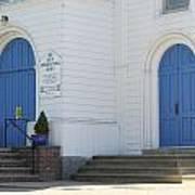 Doors To Worship Art Print