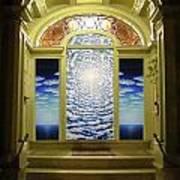 Doorway 1 Art Print