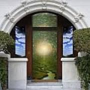 Doorway 10 Art Print
