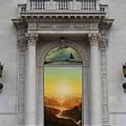 Doorway 11 Art Print