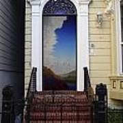 Doorway 12 Art Print