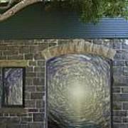 Doorway 20 Art Print