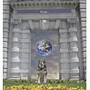 Doorway 42 Art Print