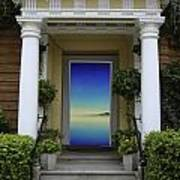 Doorway 8 Art Print
