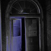 Doorway Into The Dark Art Print