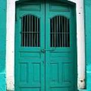 Doorway Of Nicaragua 002 Art Print