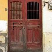 Doorway Of Nicaragua 006 Art Print