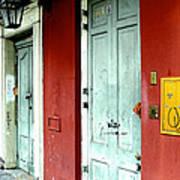Doorways Art Print