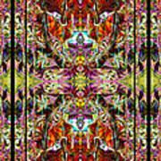Doorways Thru Sacred Bridge Art Print