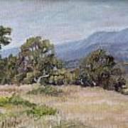 Dos Pueblos Canyon Art Print