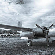 Douglas A-26 Invader 3770b Art Print