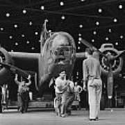 Douglas A20 Bomber Art Print
