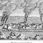 Dover, New Jersey, 1844 Art Print
