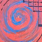 Down The Drain Art Print