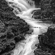 Down The Stream Print by Jon Glaser