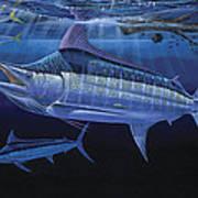 Down Under Off0055 Art Print