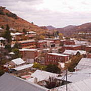 Downtown Bisbee Art Print