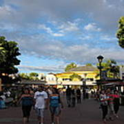 Downtown Disney Anaheim - 12124 Art Print