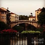 Downtown Vicenza Art Print