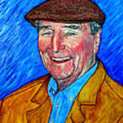 Dr James E Roderick Art Print