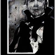 Dracula Movie Poster 1931 Art Print