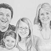 Dragojlovic Family Art Print