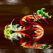 Dragon Spawn Art Print